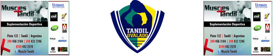 Tandil Ovalado .:.