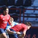 Con Bruni, Argentina XV festejó en Chile
